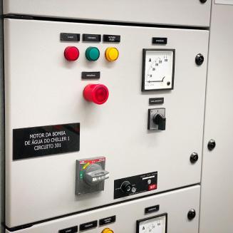 CCM Inteligente Baixa Tensão IEC61439