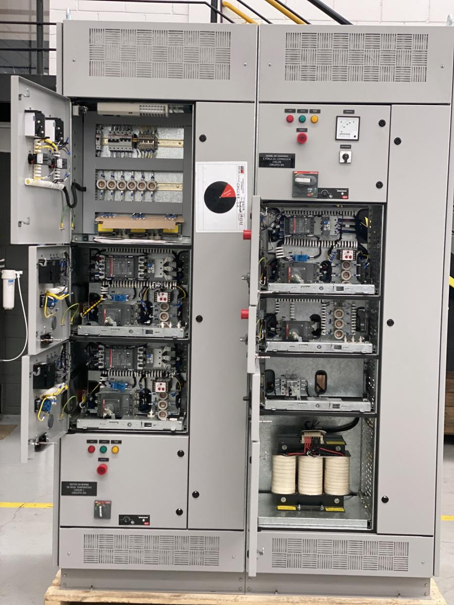 CCM - Centro de Controle de Motores
